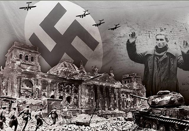 Slutten på 2. Verdens krig