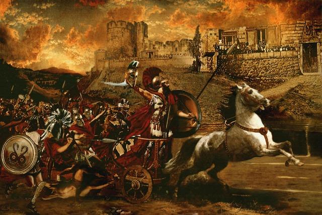 Achilles's Revenge