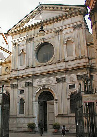 Donato  Bramante (1444 -1514)