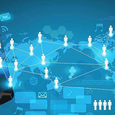 Internet y la web timeline