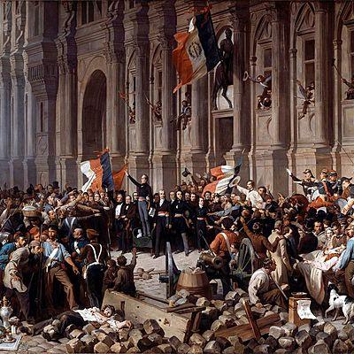 LA EUROPA DE LAS REVOLUCIONES timeline