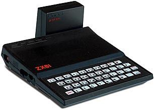 Sinclair ZX81/ZX Spectrum