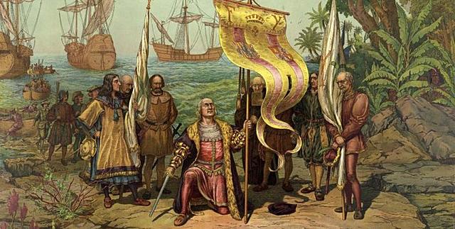 El descubrimiento de América (1492)