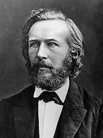 Ernst H. P. A. Haeckel (1834-1919, naturaliste allemand)