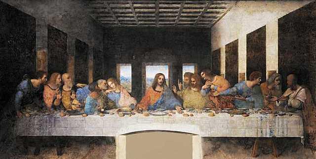 La Última Cena (Leonardo da Vinci, Milán)