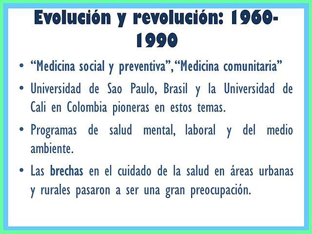 SALUD PÚBLICA EN COLOMBIA