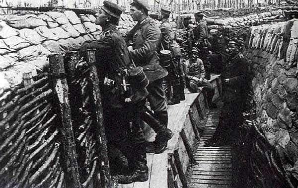 Guerra de trinxeres (1914-1918)