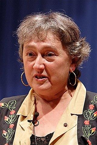 Lynn Margulis (1922-2014, microbiologiste américaine)