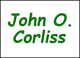 John O. Corliss (1922-2014, protozoologiste américain)