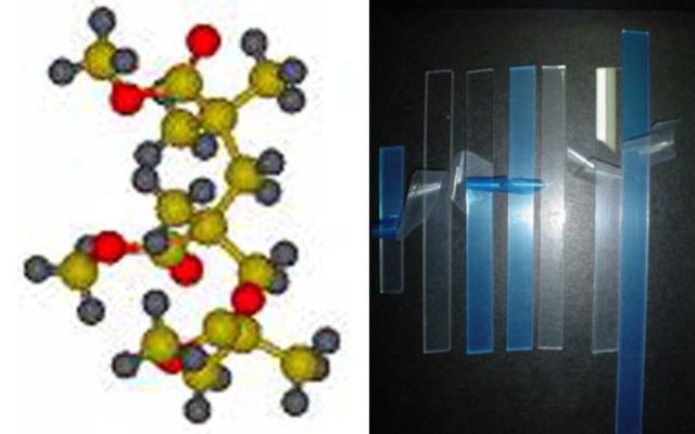 El polimetilmetacrilato (PMMA)