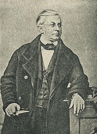 Karl Theodor E. von Siebold (1804-1885, zoologiste allemand)