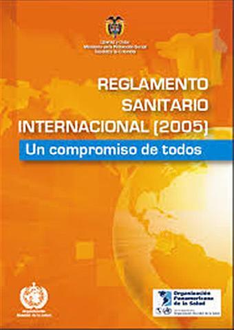 NUEVO REGLAMENTO SANITARIO INTERNACIONAL (RSI)