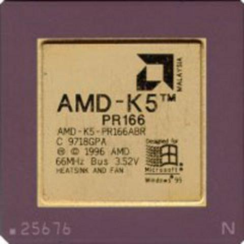AMD lance le K5