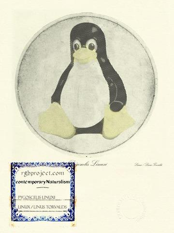 Pygoscelis Linuxi