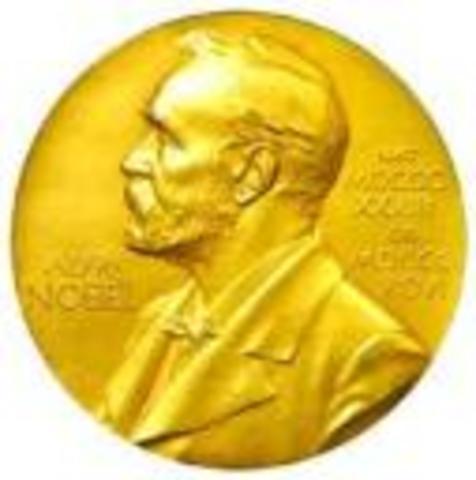 Nobel- Obama