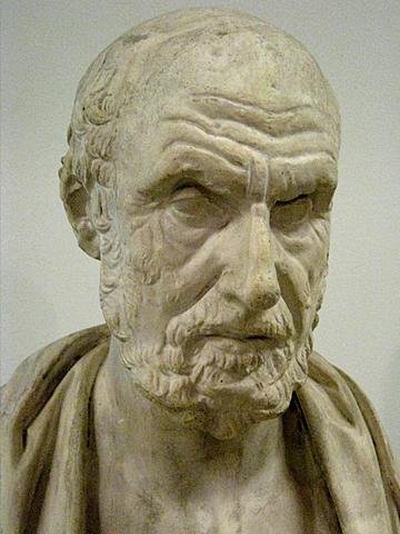 HIPÓCRATES 460 - 370 A.c