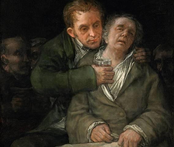Sordesa de Goya