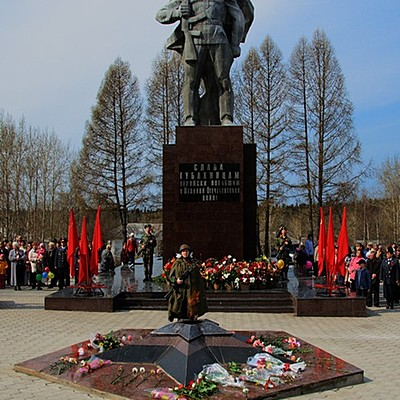 Губаха в годы Великой Отечественной войны timeline