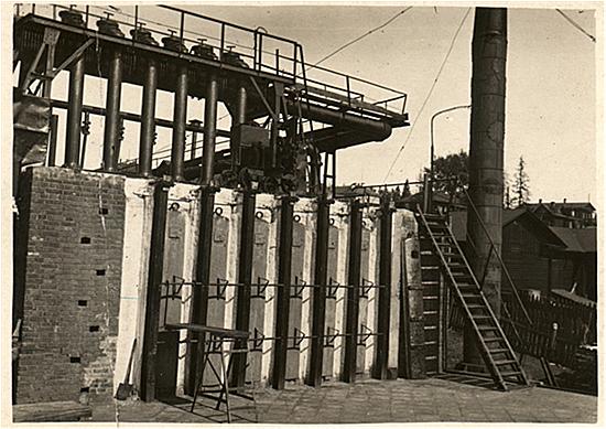 Запуск 4-й коксовой батареи на Губахинском коксохимическом заводе