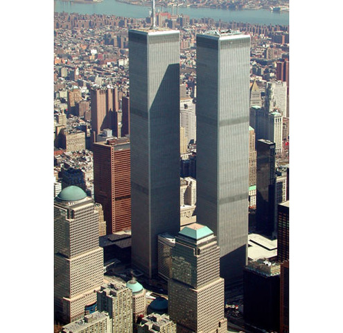 World Trade Center Is Complete