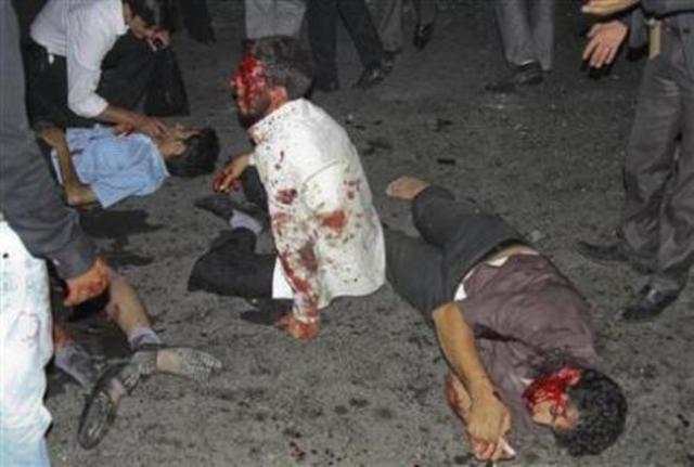 Zahedan Bombings
