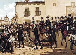 PRONUNCIAMENT DEL GENERAL RAFAEL DE RIEGO