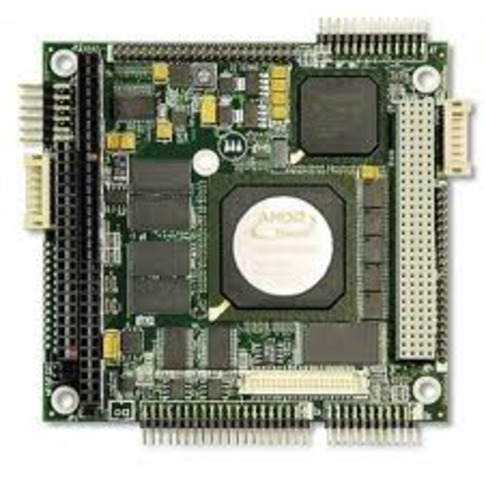 The microprocessor is introduced