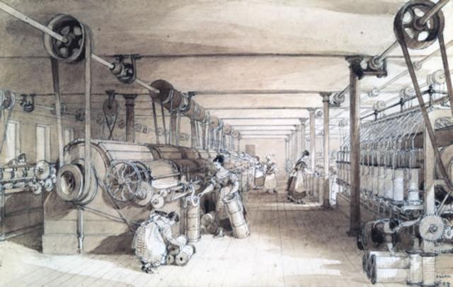 Lowell Mill Strike