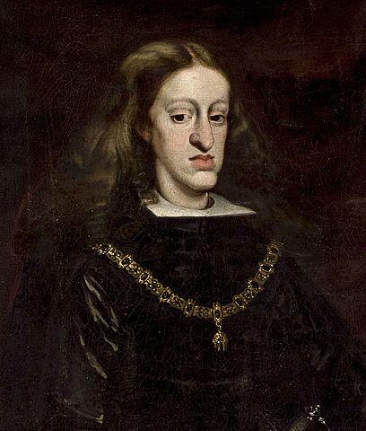 Mort de Carles II de Castella i d'Aragó