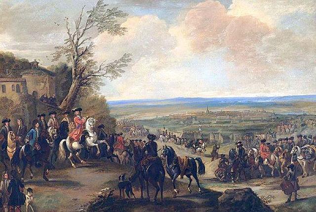 La Batalla d'Oudenarde