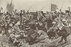 La Batalla de Malplaquet