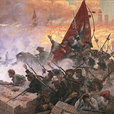 La Guerra de Successió Espanyola timeline