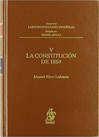 Nova constitució de caràcter democràtic