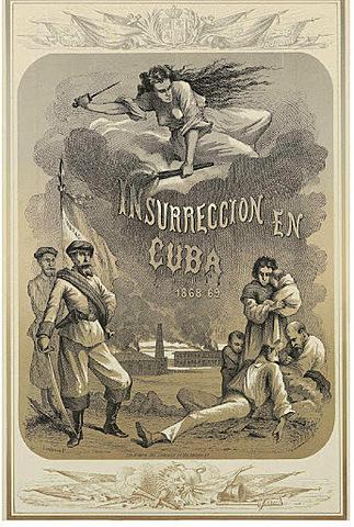 INSURRECCIÓN DE CUBA