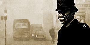 Lei do Ar Puro em Londres