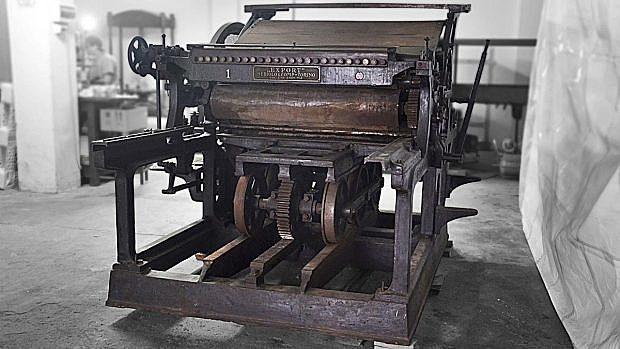 La Imprenta - Johannes Gutenberg