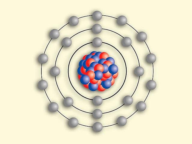 Modelo atómico de Niels Bohr. Intenta explicar porque los átomos en estado gaseoso presentaban espectros de emisión y absorción cuando son excitados aplicándoles una descarga de alto voltaje.