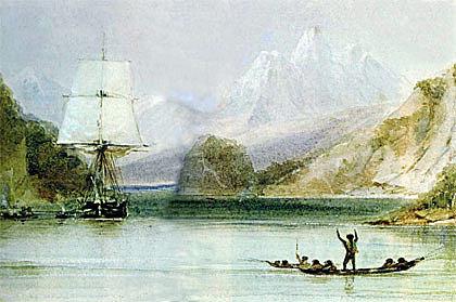 1842 Teoría sobre la formación de los arrecifes