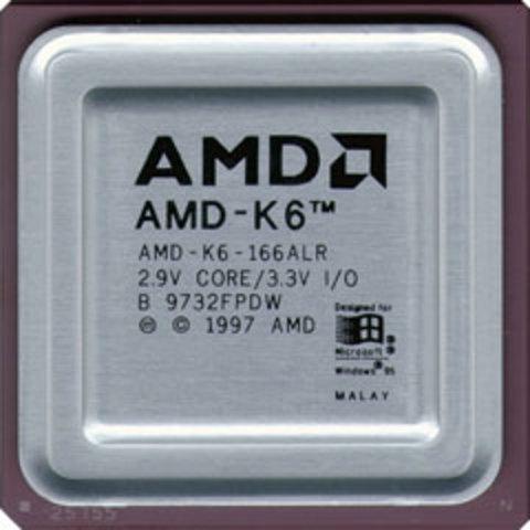 AMD lance le K6