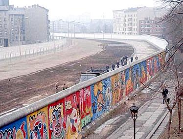 Construcción Muro de Berlin