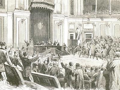 Proclamació de la 1ra República