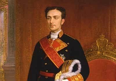 Restaruració de Alfonso XII com rei