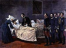 Mort de Alfonso XII