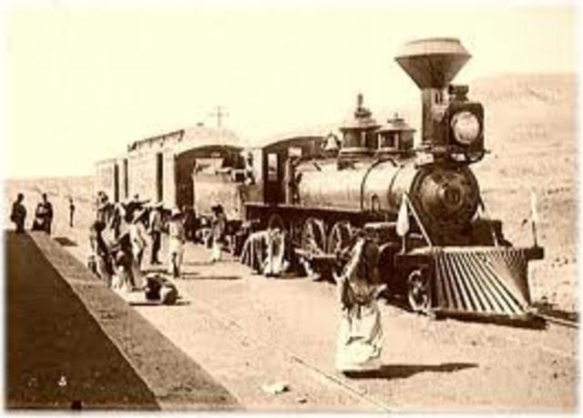 1r Ferrocarril al Món