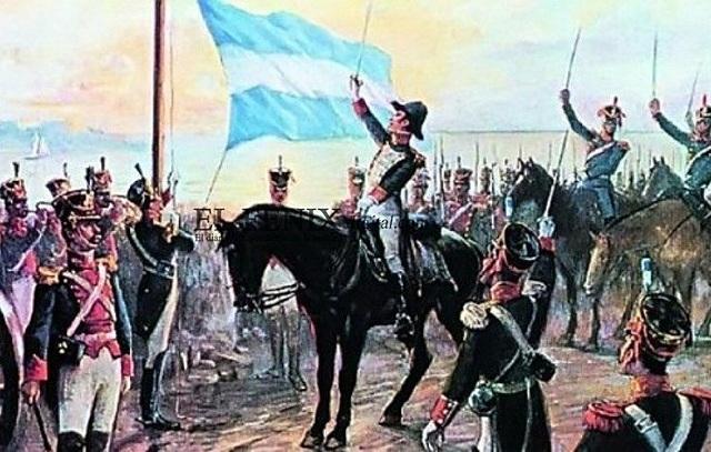 Proclamación de la independencia de Argentina