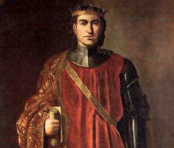 Jaume II envaïx el regne de Múrcia