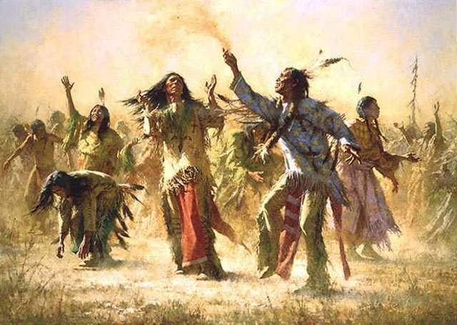 """The """"Ghost Dance"""""""