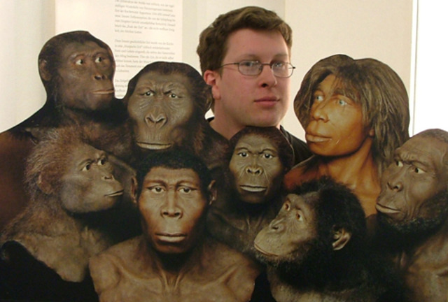 First Hominids