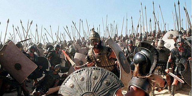 Fin de la civilización micénica