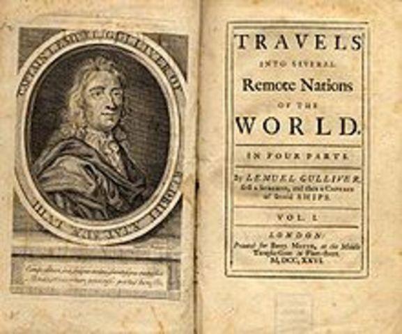 Els viatges de Gulliver - Jonathan Swift